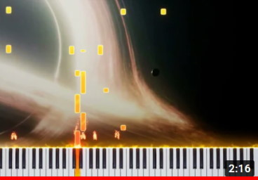 Interstellar Piano Tutorial