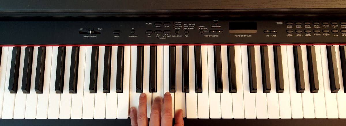 Piano Chords Piano Tutorials For Beginners